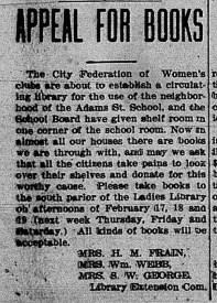 February 10, 1916. Daily Press.