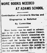 February 24, 1916. Daily Press.