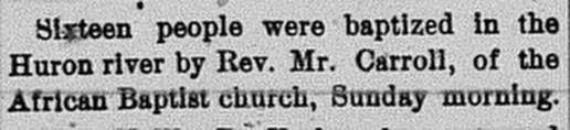 29 April, 1897. Ypsilantian.