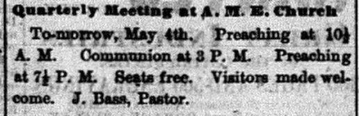 May 5, 1873. Commercial.