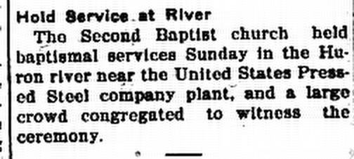 6 May, 1916. Daily Press.