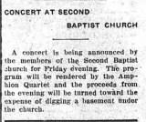 * May, 1912. Daily Press.