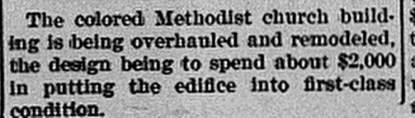 August 22, 1901. Commercial.