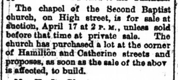 13 March, 1879. Commercial.