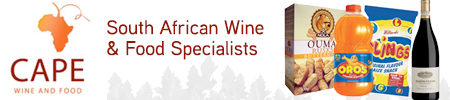 Cape Wine and Food