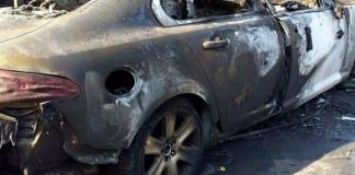 Car-burnt-out-in-Durban