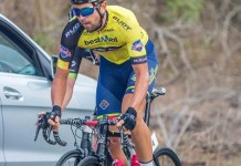 RoadCover's Brendon Davids won the Bestmed Jock Tour after finishing third on the final stage in Mbombela, Mpumalanga, today.