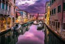 Venice is considered one of the top tourist destinations in the world