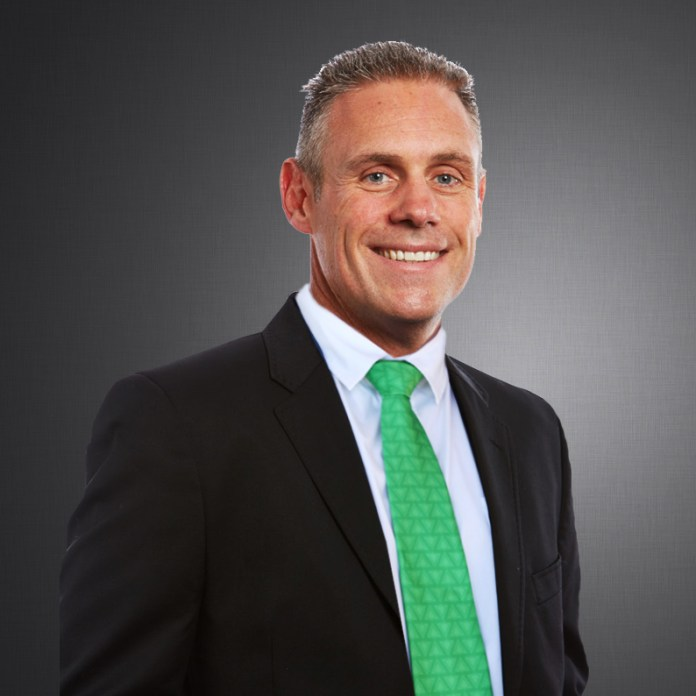 Shaun Lamont, Managing Director of First Group Hotels and Resorts