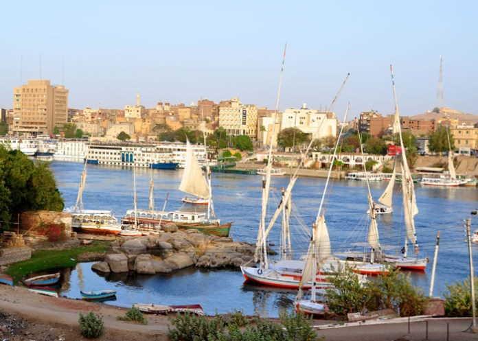 Aswan city