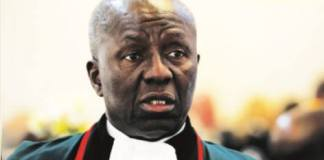 Deputy Chief Justice of the Constitutional Court, Dikgang Moseneke