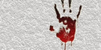bloody-hand-on-wall