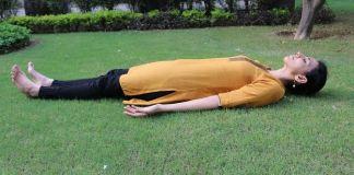 Yoga to overcome insomnia