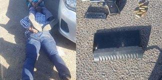 Limpopo Police intercepts 'trio crime' syndicate. Photo: SAPS