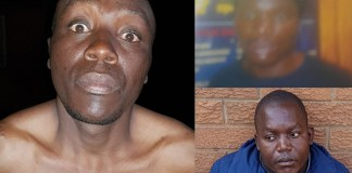 The police have launched a manhunt for four escapees