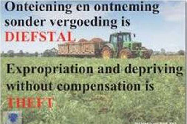 First farm stolen in Limpopo to be given to the Chinese?
