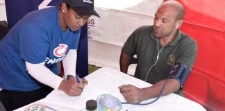 Free truck driver health screenings in the Western Cape