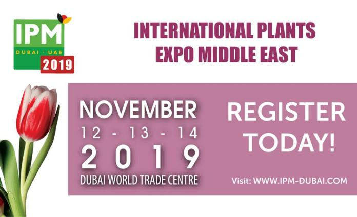 Largest Horticultural Trade Fair in the Gulf Region to Start from November 12 to 14
