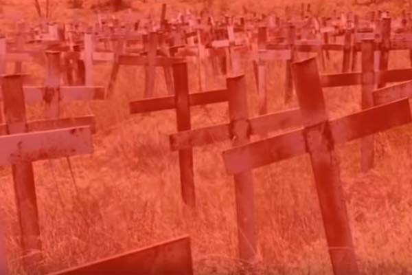 Racial murders: 1000's of white SA farmers killed by blacks - I also cant breathe !