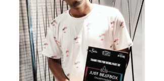 Harry D Cruz, The Human SaxophoneBeatboxer