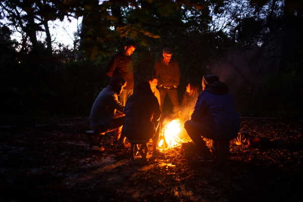 Constellations - Theatrical Campfire Gatherings at Spier this summer