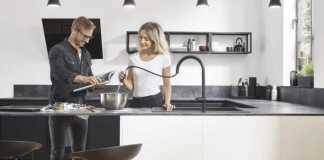 Make kitchen memories with the hansgrohe Talis M54