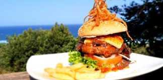 Crocworld's Fish Eagle Café launches New Gourmet Burger Range
