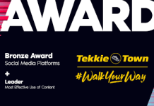 hoola Modern Agency and Tekkie Town walk their way at the 2020 Assegai Awards