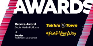 hoola Modern Agency and Tekkie Town walk their way at the 2020 Assegai Awards