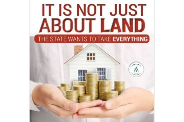 Amendment to the Expropriation Bill - All South Africans urged to comment . Photo: TLU SA
