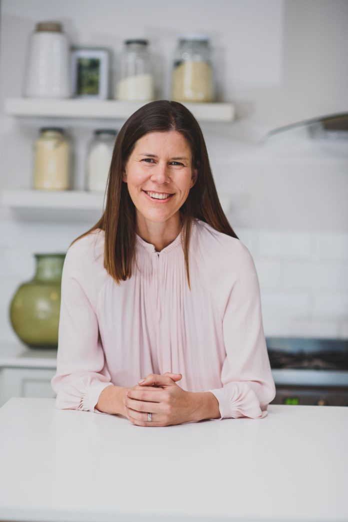 Catherine Clark, Owner and Founder of The Harvest Table