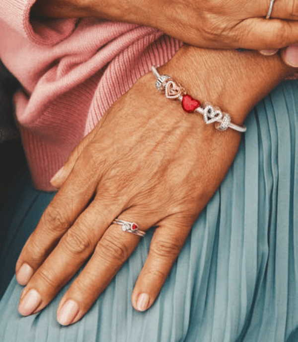 Give the Statement of Love with Pandora's New Collection this Valentine's Day