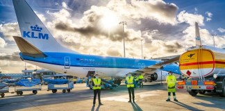 KLM-first-passenger-flight-performed-with-sustainable-synthetic-kerosene
