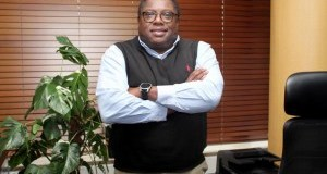 William Asiko,  Managing Director and Head of The Rockefeller Foundation's Africa Regional Office