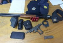 Operation tackles gangs, drugs and guns, Cape Town. Photo: SAPS