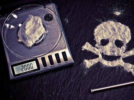 Drug lab uncovered, R400k worth of heroin seized, Durban