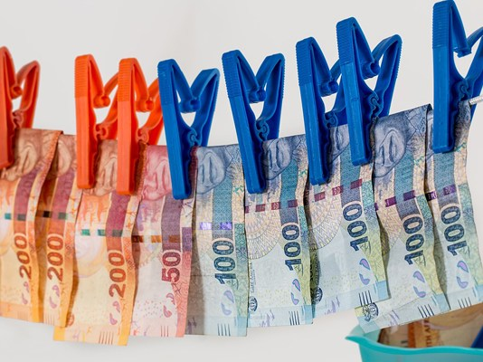 Money laundering: Man sentenced, R25 million forfeited to the state