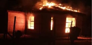 Mob justice: Five houses torched in Tshilwavhusikhu, Louis Trichardt. Photo: SAPS