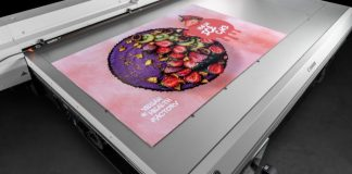 Canon announces the launch of the new Arizona 135 GT flatbed printer
