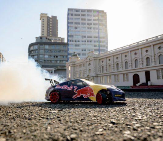 Legendary Driver Abdo Feghali Drifts the Streets of Durban