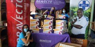 #BravectoCares distributes 27 000 doses of Bravecto product to animal welfare organisations across the country