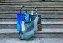 """Upcycled """"Bokamoso"""" bags for Sandton shoppers"""