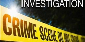 Charred human remains found in a burnt out car