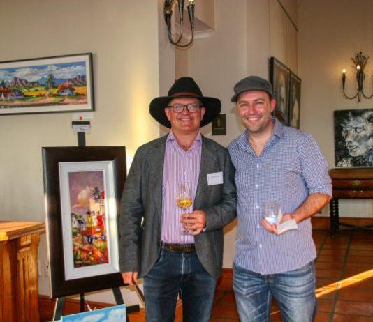 Winelands Art Gallery at Avondale Wine Estate