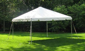 Typical Frame Tent