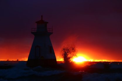 Southampton Ontario Rangelight