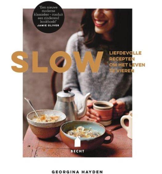 Cover van Slow Georgina Hayden