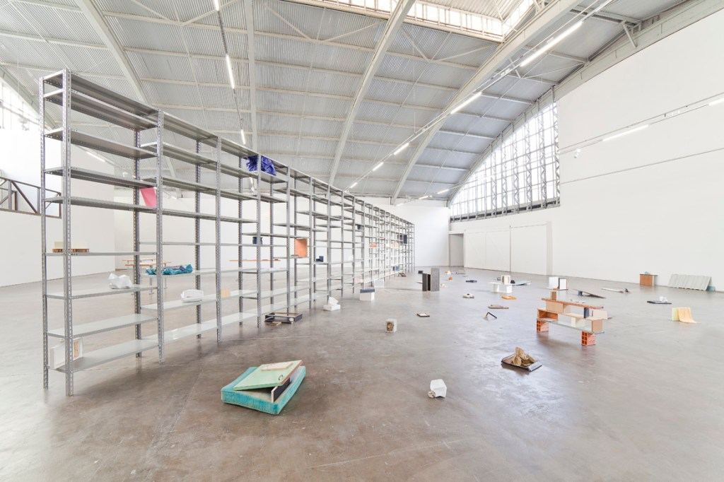 Ricardo Alcaide, Settlements, 2014, installation view. Photo: Filipe Berndt