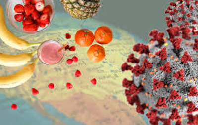 Healthy balanced diet and nutrition during Coronavirus (COVID-19)