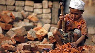 Child Labour and slavery in our society - By SABEEN SHEIKH ABID